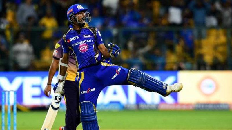 Mumbai Indians storms into final, beat KKR in IPL semi-final