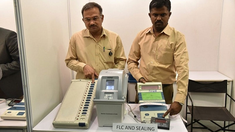 EVM challenge to begin from June 3: Election Commission