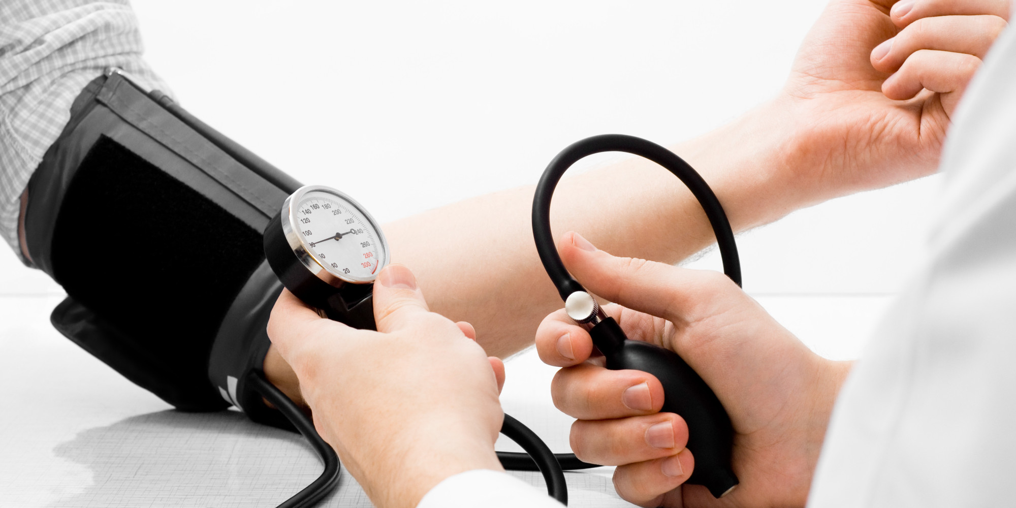 Individuals with isolated systolic hypertension exhibit systolic blood pressure of 140 or higher, but a normal diastolic pressure (lower reading) of around 80.