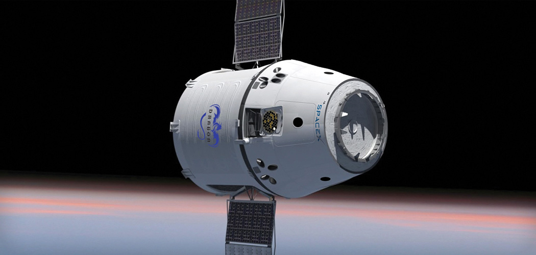 SpaceX Dragon spacecraft to deliver crew supplies, research to International Space Station from June 1