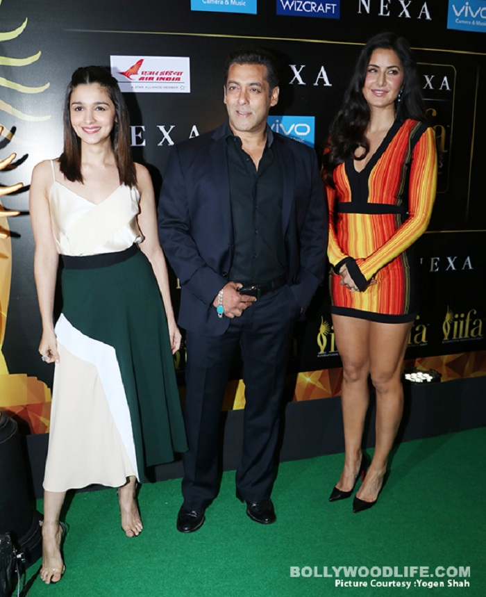 Alia Bhatt the shining star of Indian Cinema for the first time has collaborated with the IIFA