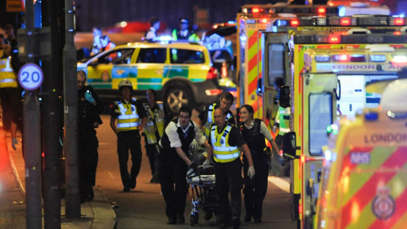 Six dead, over 20 injured in two separate terror attacks in London