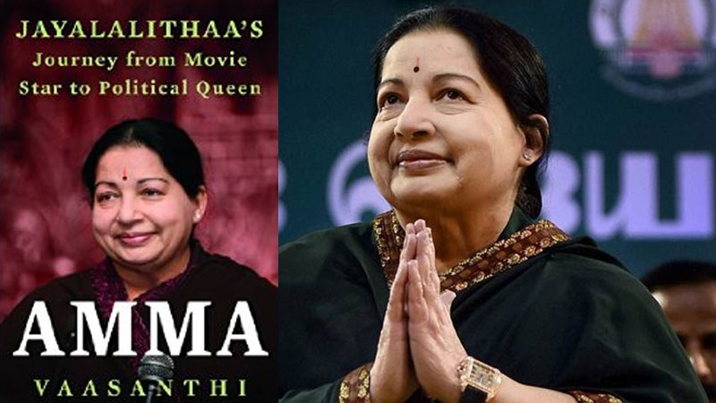 'Jayalalithaa - A Journey' Book Review