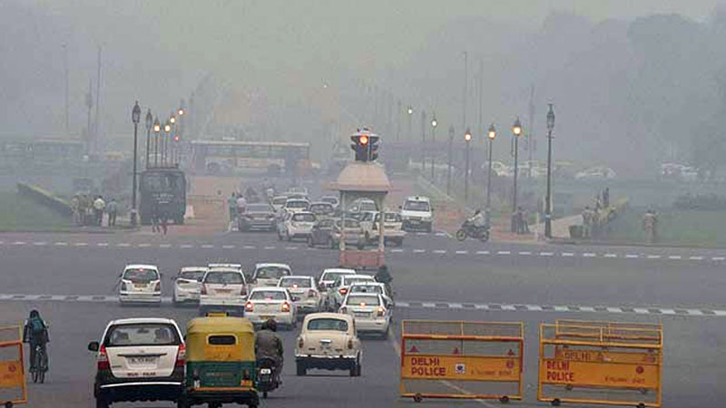 Alarming levels of Ozone turn Delhi into a gas chamber