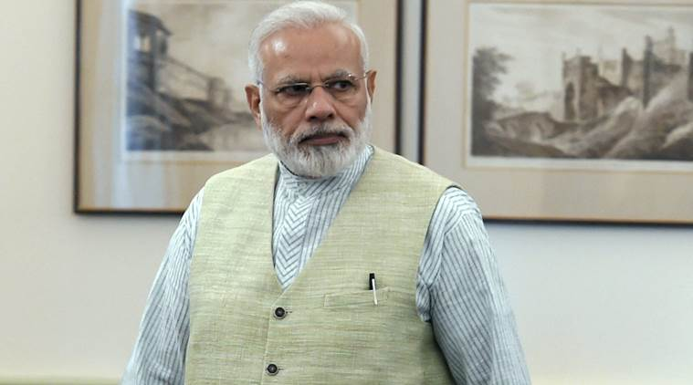 PM Narendra Modi Condemns terror attacks in London, says India stands with UK