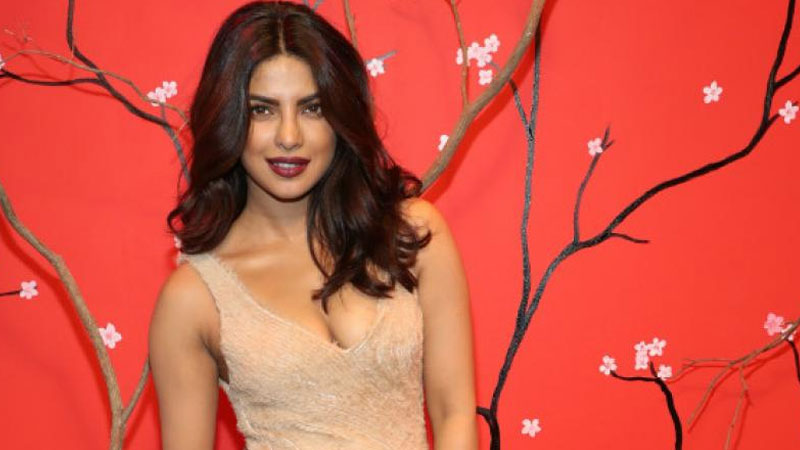 Baywatch girl Priyanka Chopra wants to play a superhero role