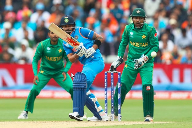ICC Champions Trophy 2017, Ind vs Pak: Pakistan to chase revised target of 324 vs India At Edgbaston( Image Credit:BCCI)