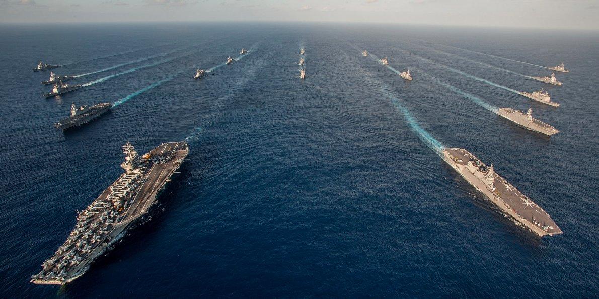 Beijing slams United States, Japan's irresponsible remarks on South China Sea