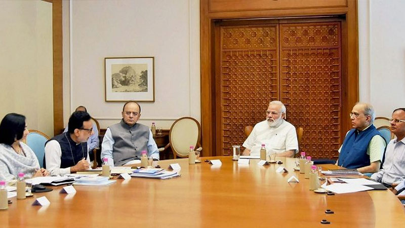 PM Narendra Modi reviews GST roll-out status from July 1
