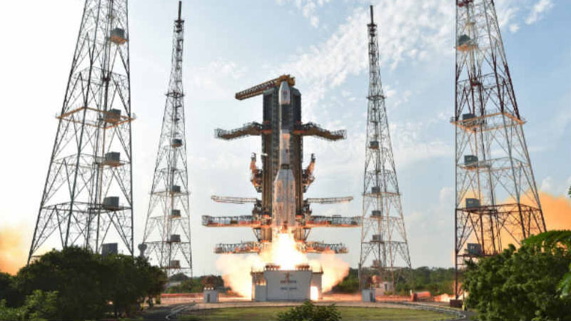 India launches GSAT-19 successfully from its heaviest rocket