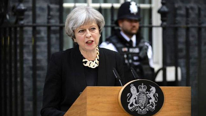 London terror attack: 12 suspects arrested, May says 'enough is enough'