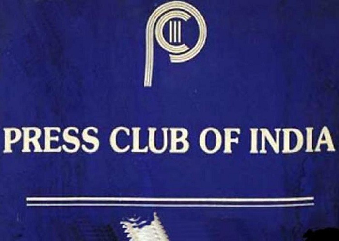 """The Press Club of India (PCI) on Tuesday expressed """"concern"""" over CBI raids on NDTV network's premises"""