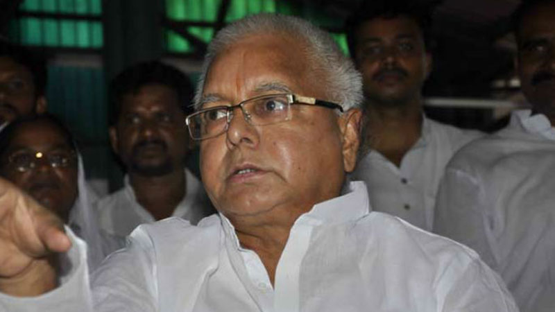 Lalu Prasad Yadav appears before CBI Court in fodder scam