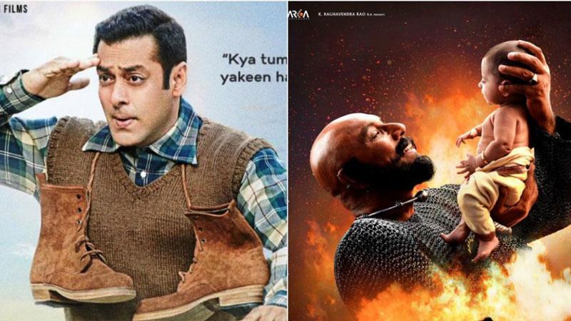 'Tubelight' not to break 'Baahubali 2' record, says Salman Khan