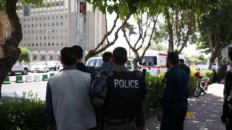 LIVE: Armed men open fire at Iranian Parliament, Khomeini shrine