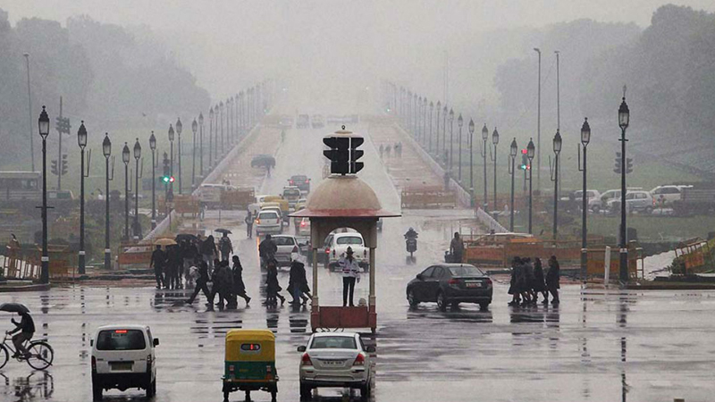 Rains give relief to burning Delhi NCR, Punjab, UP and other parts of North India
