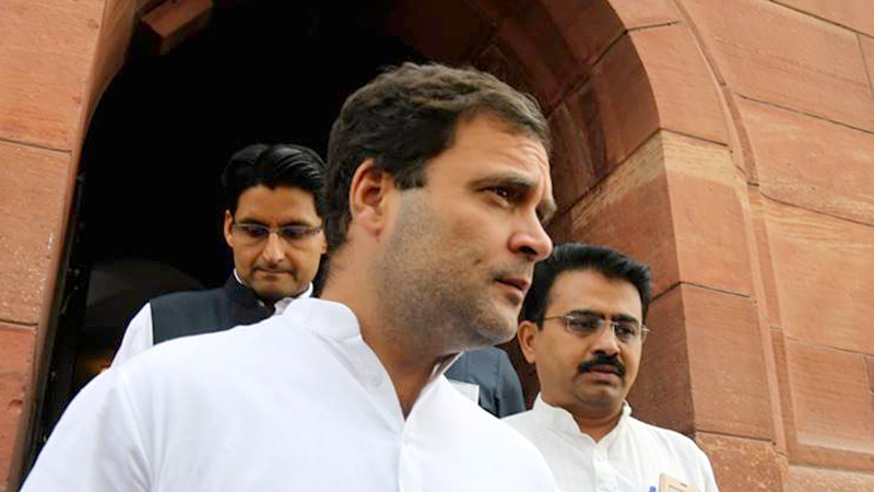 Rahul Gandhi likely to become Congress Chief in October