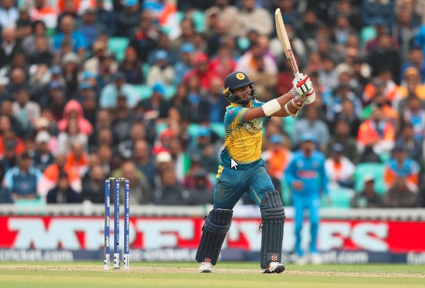 ICC Champions Trophy 2017, Ind vs SL: Sri Lanka beat India by seven wickets, keep semis hopes alive ( Image Source: Twitter ICC)
