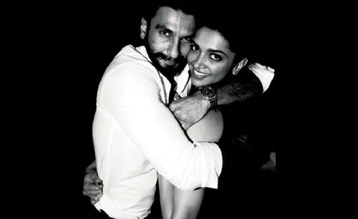 Deepika Padukone and Ranveer Singh never miss a chance to show love to each other