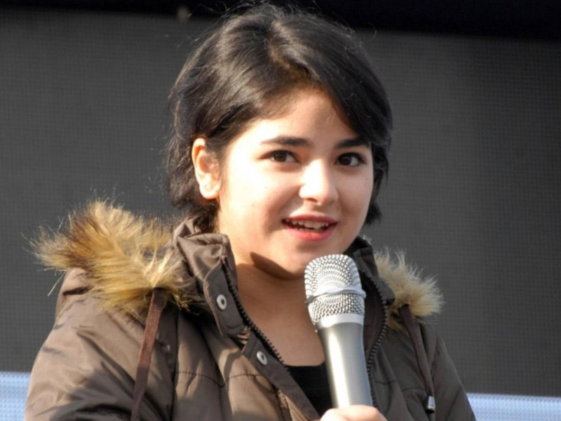 Dangal Girl Zaira Wasim's miraculously rescued from Dal Lake after car accident