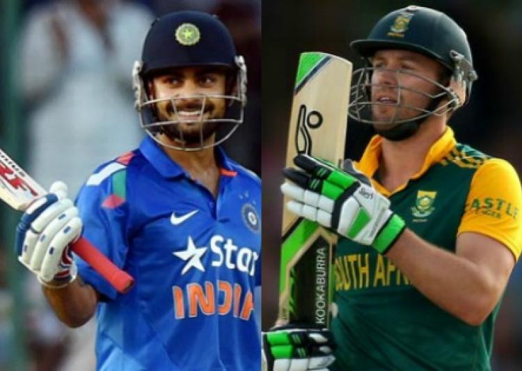 ICC Champions Trophy 2017: India vs South Africa scorecard