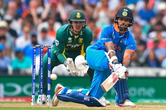 India beat South Africa by 8 wickets to reach ICC Champions Trophy 2017 semis