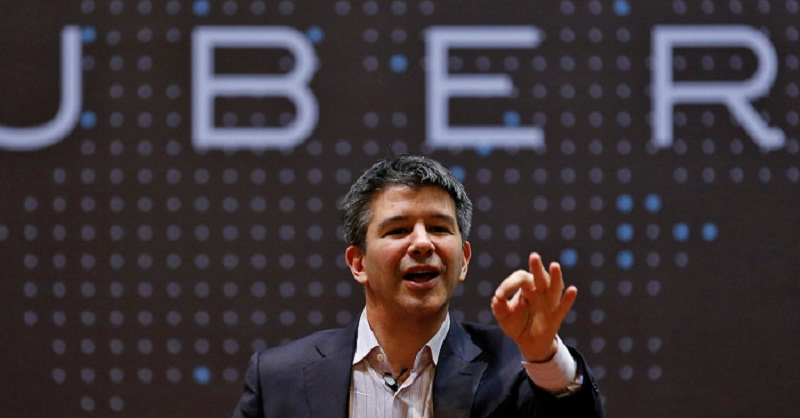 Ride-hailing service Uber has moved to shake up the company's leadership