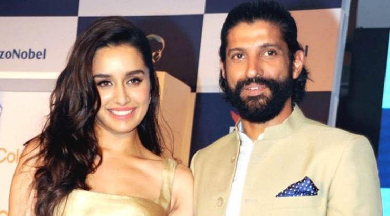 Shraddha Kapoor and Farhan Akhtar likely to come together