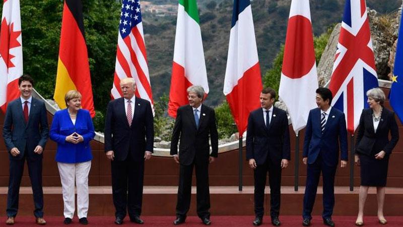 G7 talks conclude; US distances itself over Climate change