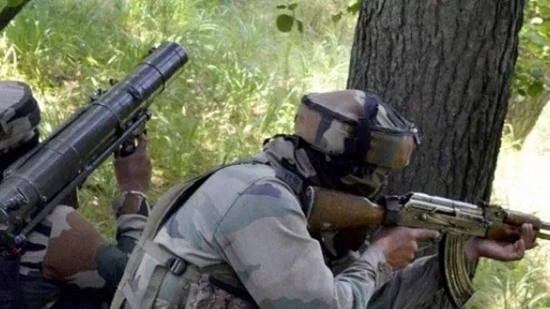 Fresh firing exchange between India, Pakistan across LoC