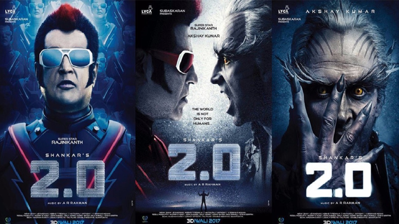 Rajinikanth's 'Robot 2.0' makes 200 crores even before release