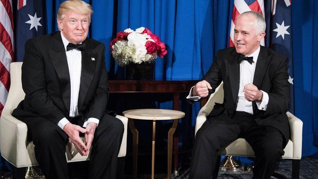 Australian PM Malcom Turnbull mocks Donald Trump in leaked audio