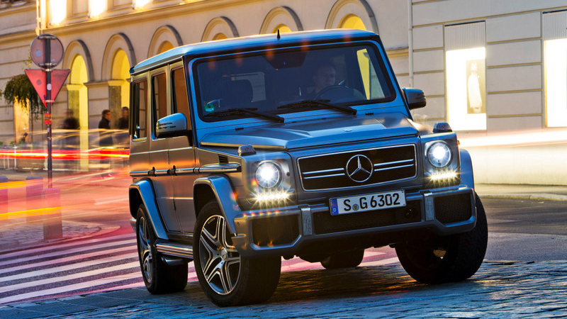 Mercedes AMG G63 'Edition 463' and AMG GLS 63 launched in India Prices start from ₹ 1.58 Crore