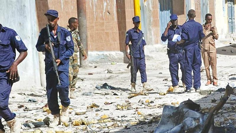 At least eight killed in restaurant bombing in Mogadishu