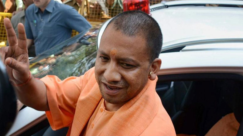 Yogi Adityanath fails in making UP pothole free by June 15