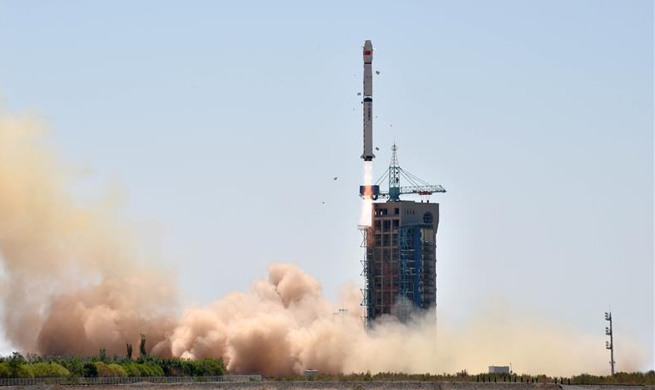 Chinese scientists beam back 'entangled' photons from space