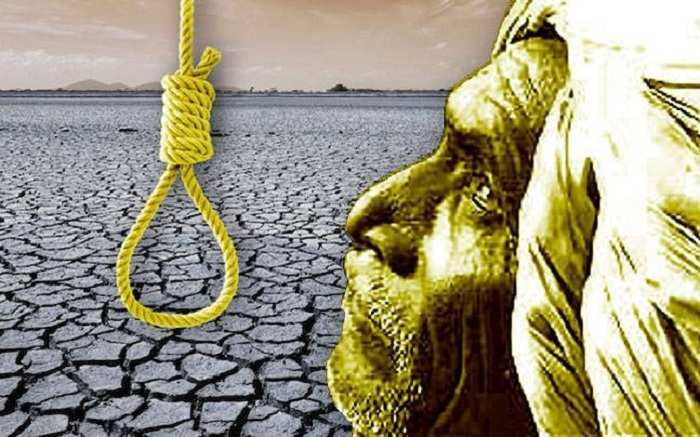 Two more farmers committed suicide in Madhya Pradesh