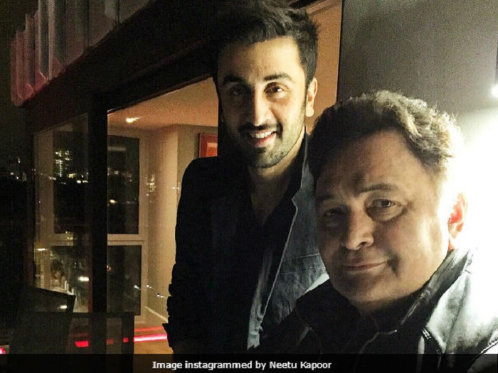 Ranbir Kapoor spoke on nepotism
