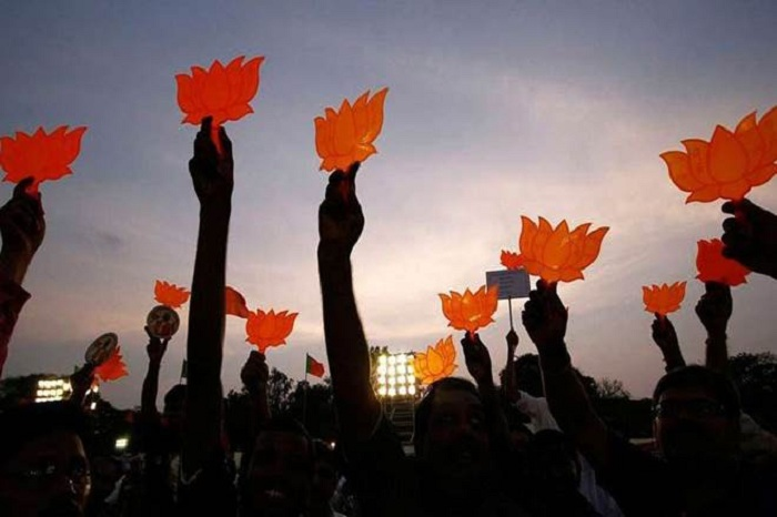 Ahead of the assembly polls in Himachal Pradesh, the opposition BJP on Saturday created a record