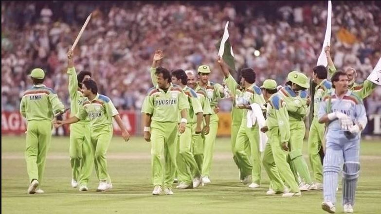 Glimpses of 1992 World Cup triumph in Pakistan's ICC CT campaign