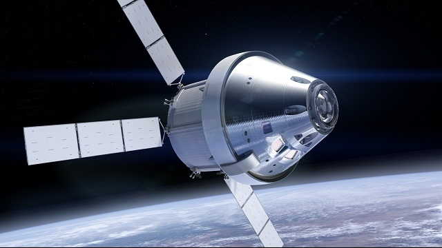 NASA's Orion spacecraft passes key safety test