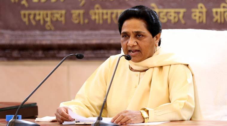 Mayawati said her party will not oppose Bihar Governor Ram Nath Kovind's candidature