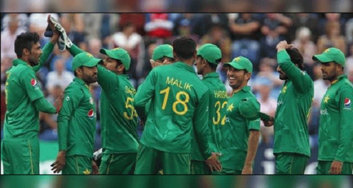 ICC Champions Trophy final win against India helped Pakistan vault to the No.6 spot in ICC, ODI rankings
