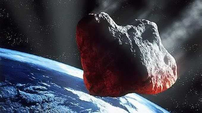'Inevitable' Earth-Asteroid collision may destroy major cities