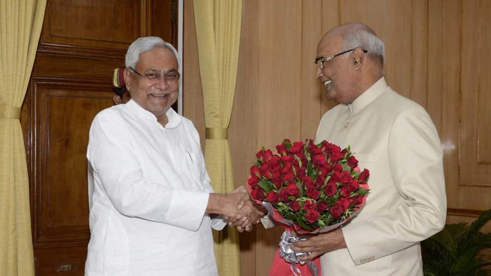 JD-U MLA to support Ram Nath Kovind's candidature in presidential election,Opposition split wide open
