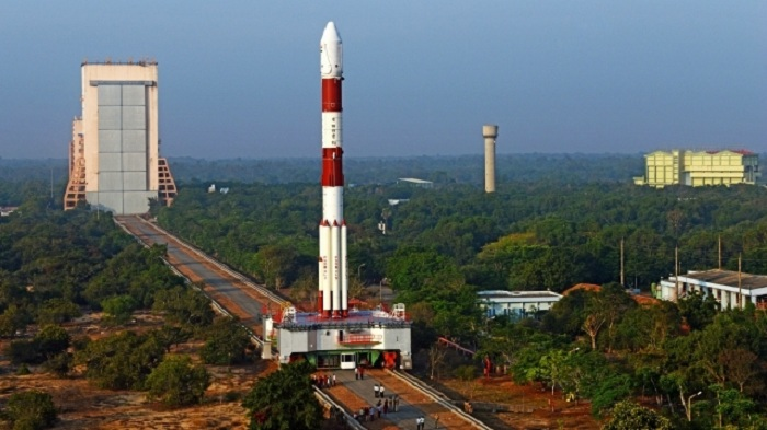 The 28-hour countdown for the Friday launch of India's earth observation satellite Cartosat began