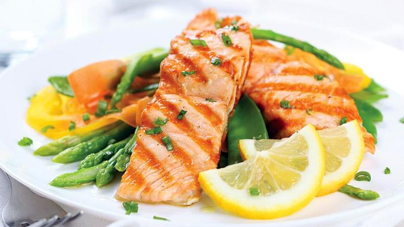 Health Benefits of eating fish