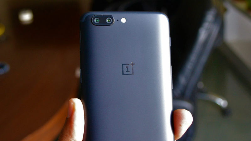 OnePlus 5 launched in India for Rs 32,999