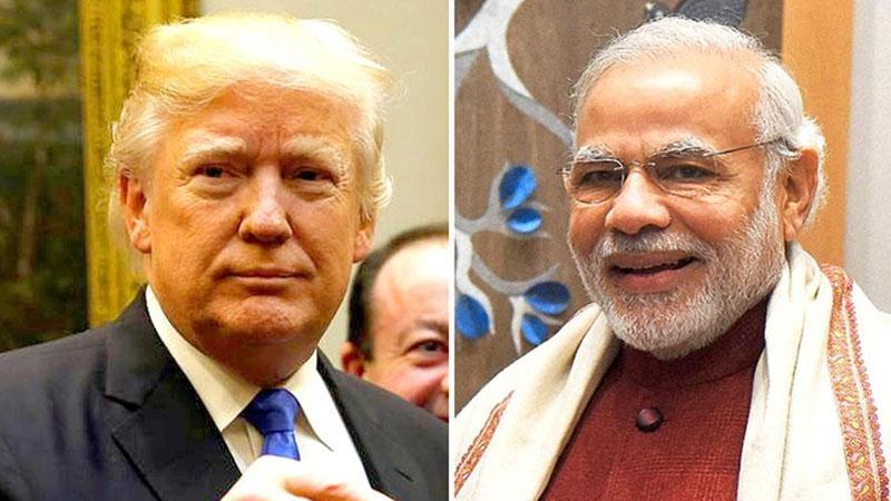 Modi, Trump to discuss terrorism, economic cooperation