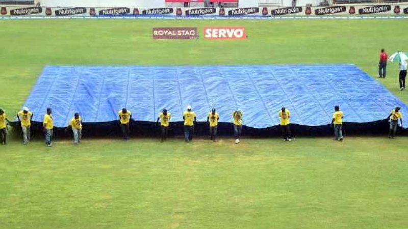 India vs West Indies First ODI called off amid heavy rains